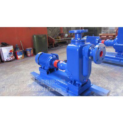 ZW65-30-18家用自吸排污泵 ZW65-30-18氟塑料自吸排污泵