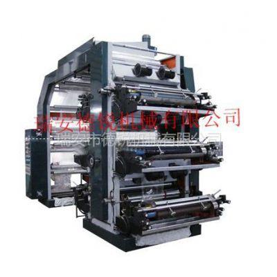 供应高速六色卷筒印刷机(专业生产)无纺布柔印机