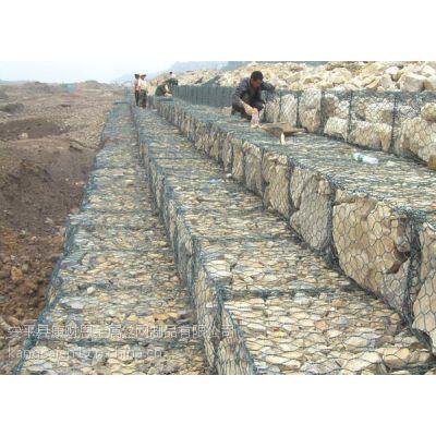 达州镀锌装石头铁丝笼厂家直接供货