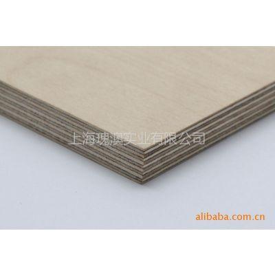 供应SVEZA24mm 俄罗斯进口桦木胶合板 音响板 家具板 桌面板 装饰板