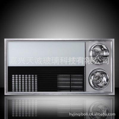 供应浴霸 集成吊顶 风暖浴霸 双核动力蓝鸟灯泡+PTC浴霸 YN-009