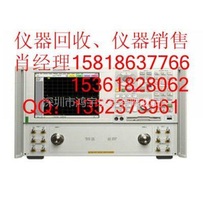 供应回收/Agilent E8361A,E8362A网络分析仪