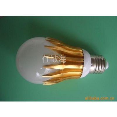 供应LED5W球泡灯、LED龙爪手灯、LED龙爪手套件