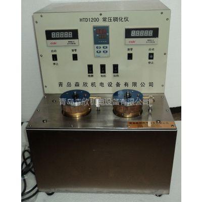 森欣HTD1200不锈钢常压稠化仪
