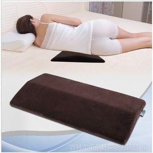 AiSleep睡眠博士慢回弹护腰减压垫 记忆保健靠垫