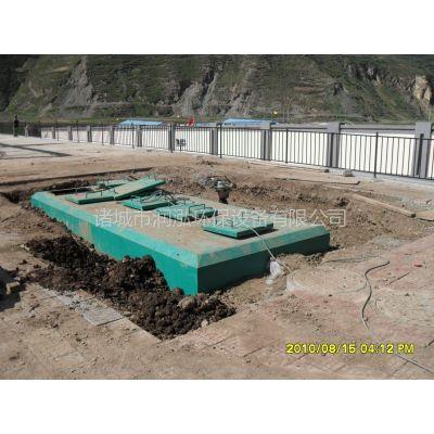 供应小区生活一体化污水提升设备 ,高效的地埋式污水处理设备