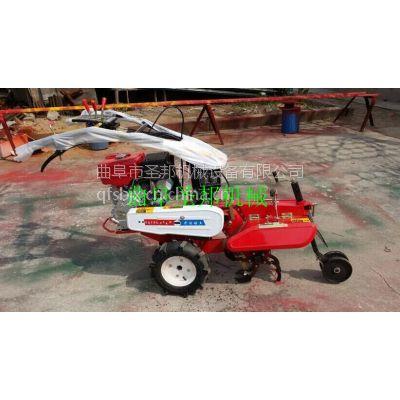 供应农业专用小型开沟机 圣邦汽油开沟培土机