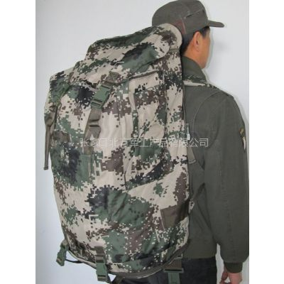 供应【包邮】行军包 迷彩包 我是特种兵 背包 大容量背包110L