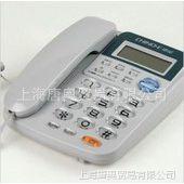 批发 正品 中诺C168电话机 免电池可来电显示 家用办公