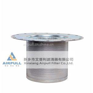 250034-086滤芯厂家寿力空压机油气分离器折叠滤芯过滤芯