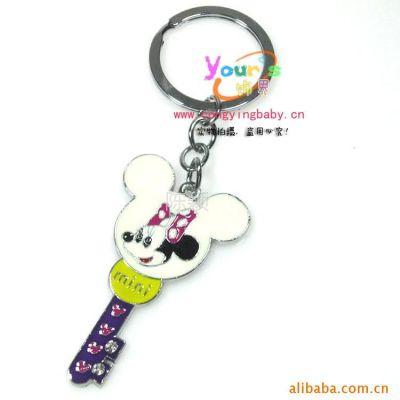 供应米奇钥匙扣挂件 创意钥匙链