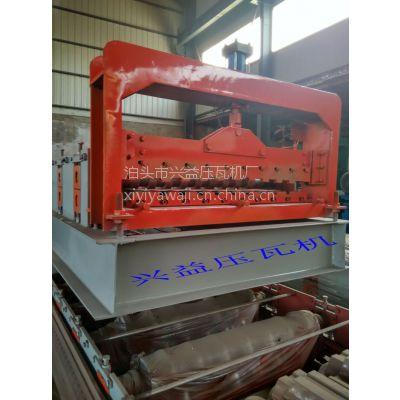 800型卷帘门机发货啦河南洛阳走起有需要的客户联系18233653803兴益压瓦机厂