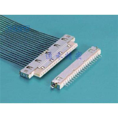 供应 I-PEX 20186-020E-13F 原厂库存连接器及其极细同轴线