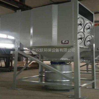 双跃牌LMC-L型脉冲滤筒除尘器生产厂家