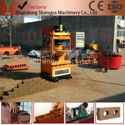 供应俄罗斯乐高砖机、新疆外贸公司最畅销产品、哈萨克斯坦粘土砖机、吉尔吉斯斯坦液压粘土砖机