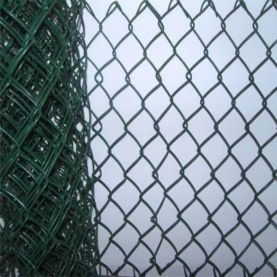 旺来护坡铁丝网 煤矿勾花网 包塑勾花网