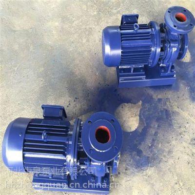 管道泵型谱图,管道泵,中泉泵业(在线咨询)