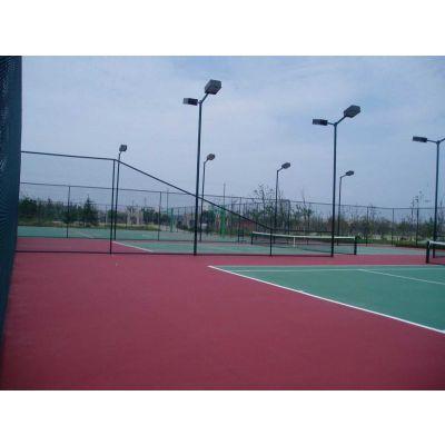 供应上海、江苏、浙江、篮球场、足球场、网球场、羽毛球场、灯光照明、安装施工
