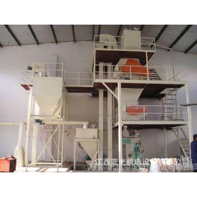 供应饲料自动配料生产线,粉剂称重配料秤,颗粒称量配料称 配料系统