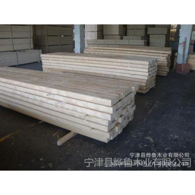 供应大型木质包装箱用LVL层积材—免检木方—免熏蒸木方—出口木方LVL