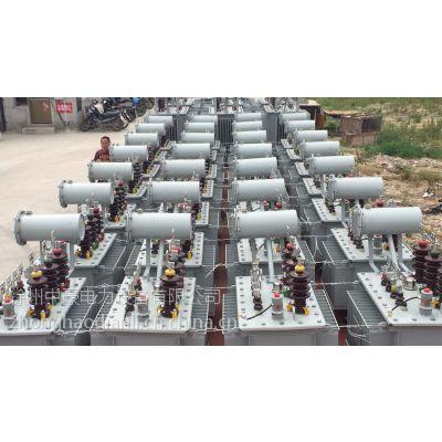 中豪电力直销s11-400油浸式变压器 全新节能安全可靠电力电工设备