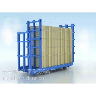 河南鑫宏达内墙复合板机械 轻质隔墙板设备高品质造就不一样的墙业