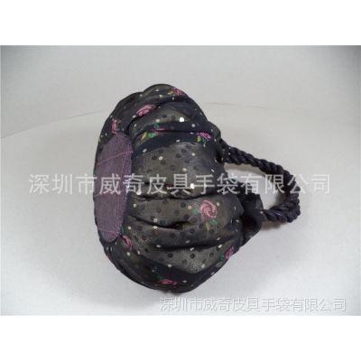 威奇款时尚休闲包 时尚女包工厂定制 网纱手提包批发 个性包工厂