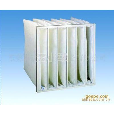供应袋式过滤器 f6中效袋式过滤器 空调袋式过滤器 F7袋式过滤器