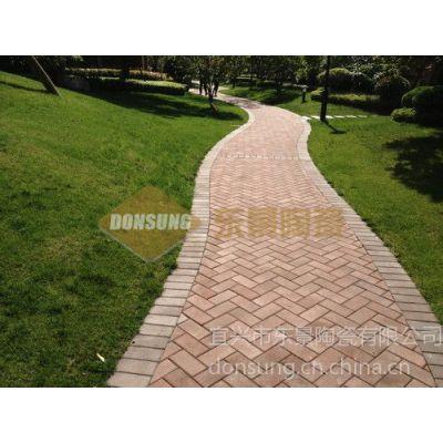 供应供应无锡优质陶土砖,烧结砖,路面砖,道板砖,广场砖,园林砖,透水砖,景观砖