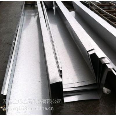 供应无锡不锈钢水槽加工,无锡不锈钢楼梯踏步板,6米不锈钢剪折
