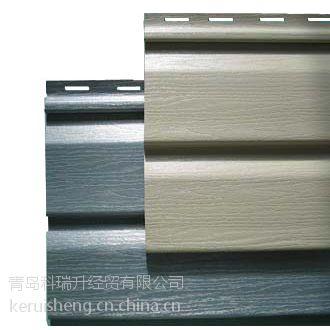 供应PVC外墙装饰挂板外墙挂板质量