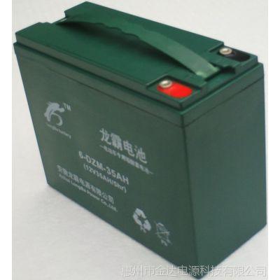 供应厂家直销轻骑洪都电动车电池12V12AH