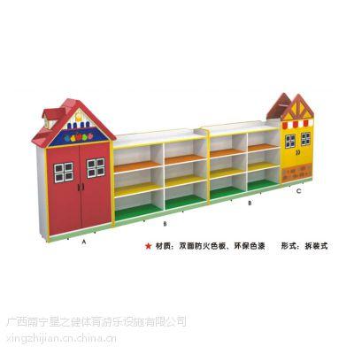 南宁游乐设施,玩具柜,书包柜厂家