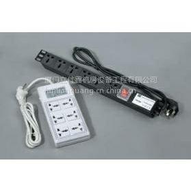 供应TOP-TD103,TD106,TD106机架式多功能电源防雷插座
