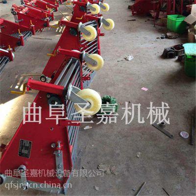 甘肃圣嘉制造挖马铃薯的机子报价 金乡大蒜收获机操作视频