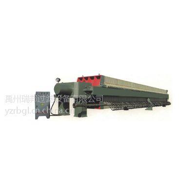 禹州瑞邦过滤供应程控全自动隔膜压滤机