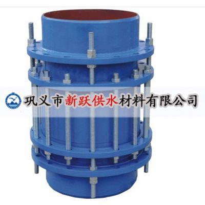 新跃唐山SSJB(AY)型压盖式松套伸缩接头 碳钢伸缩器大量现货