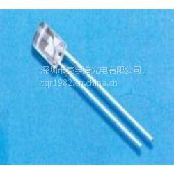 F3/3MM平头直插led灯 F3平头发光二极管