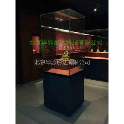 供应内蒙古博物馆展柜制作安装
