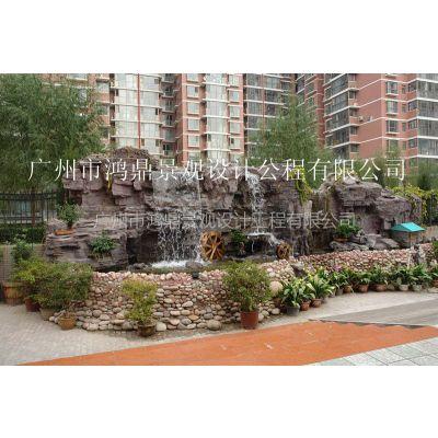供应承接别墅景观设计、庭院景观、庭院假山制作