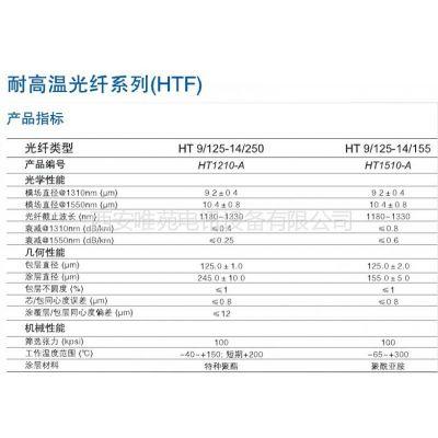 供应耐高温光纤系列(HTF) HT1210-A HT2312-B HT1510-A