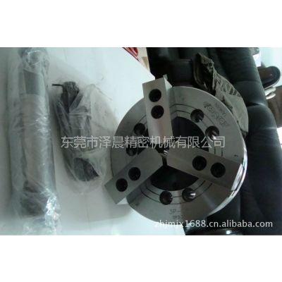 东莞供应 台湾原装 佳贺卡盘 6寸中空型 3H-06A65卡盘.液压站