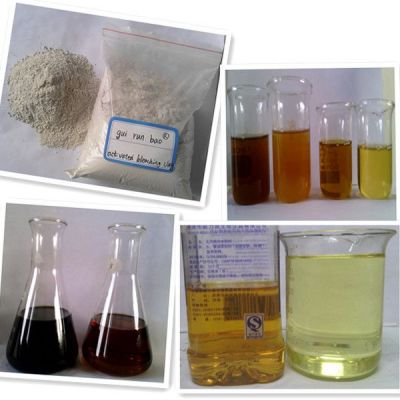 供应高效油品脱色剂活性白土