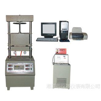 供应湘科DRH-II导热系数测定仪,热导率仪,热导仪