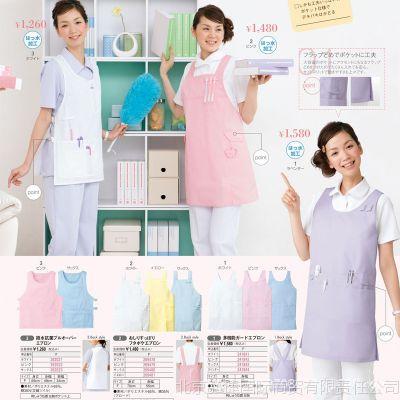 医用美容诊所 医护工作服定做 短袖医生制服 浅蓝色护士服