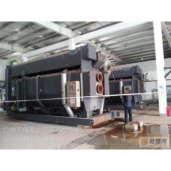 广州溴化锂制冷机回收 溴化锂空调回收