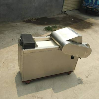 南京市蒜苗切段机 富兴香葱切段切片机 黄瓜切片切丝机型号