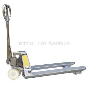 供应手动托盘车:全不锈钢叉车BFS/BFG