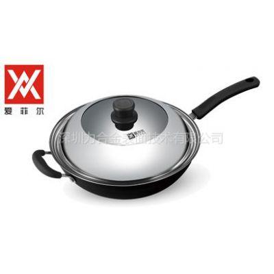供应供应AG-CA32H1爱菲尔铸铁防锈电磁炉通用平底炒锅