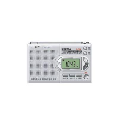 供应FM-108调频收音机 无线调频广播系统厂家